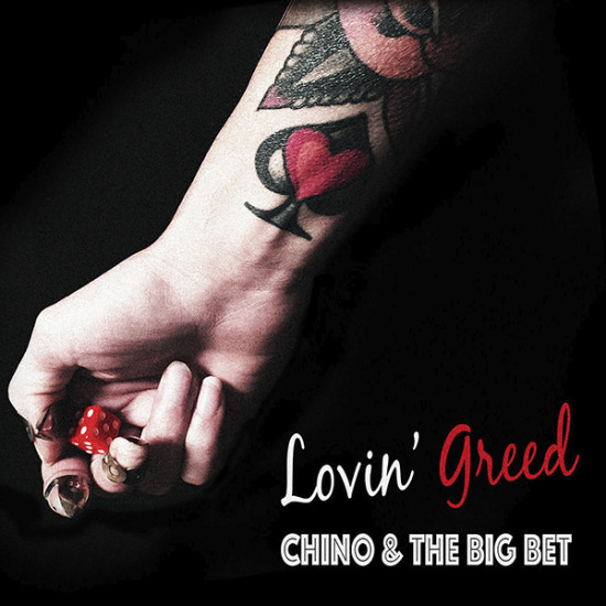 cover lovin' greed